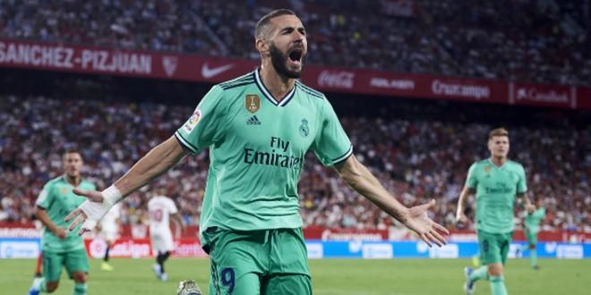 Photo of بنزيما يفوز بجائزة لاعب الشهر في الدوري الإسباني