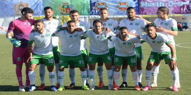 رجاء بني ملال يحقق انتصاره الأول في البطولة الوطنية