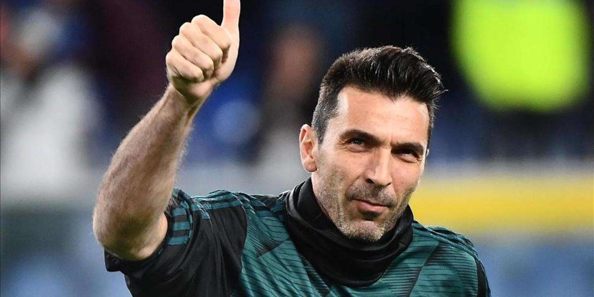 Photo of بوفون يتجاوز مالديني ويحقق رقم قياسي في الدوري الإيطالي
