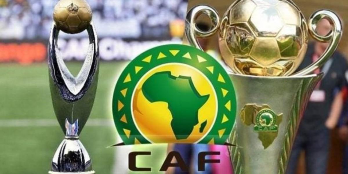 """صورة رسميا.. """"الكاف"""" يعلن تأجيل نصف نهائي أبطال إفريقيا وكأس الكونفدرالية"""
