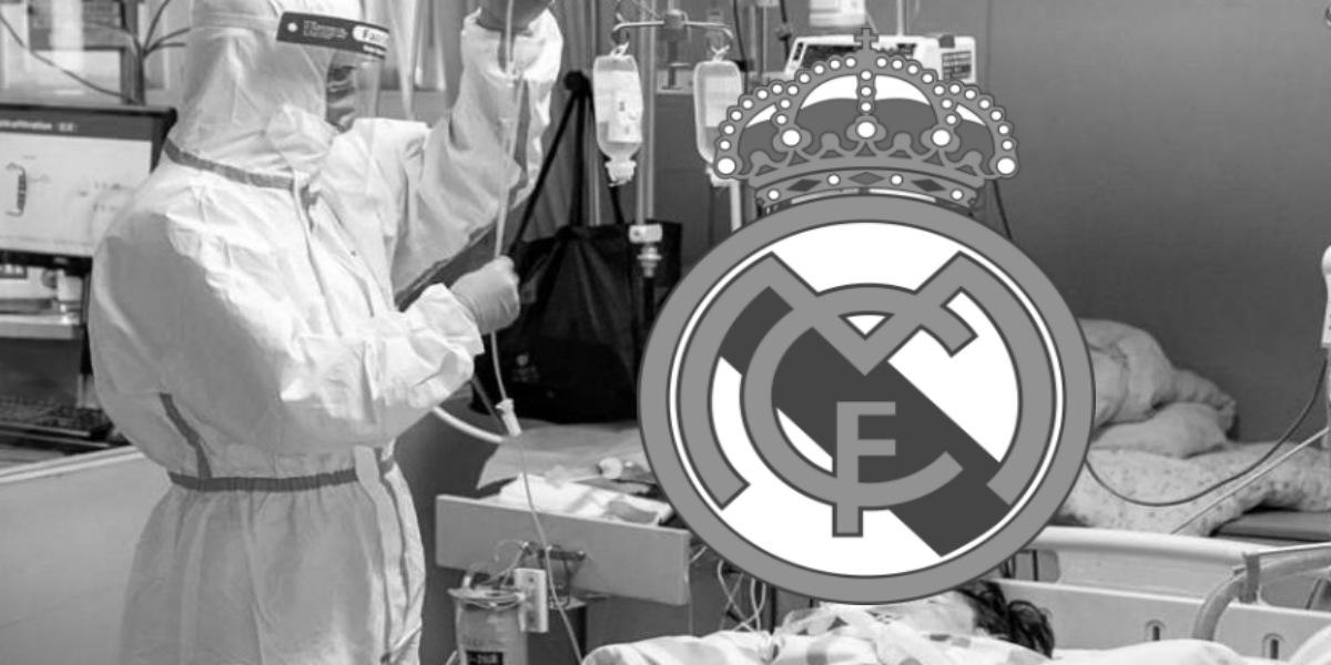 """صورة وفاة رئيس ريال مدريد السابق بسبب فيروس """"كورونا"""""""