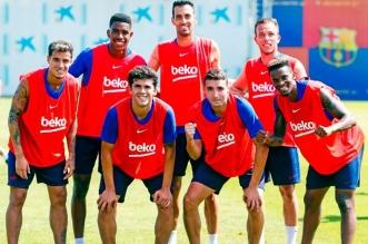 برشلونة يوافق على إعارة نجمه مقابل شروط