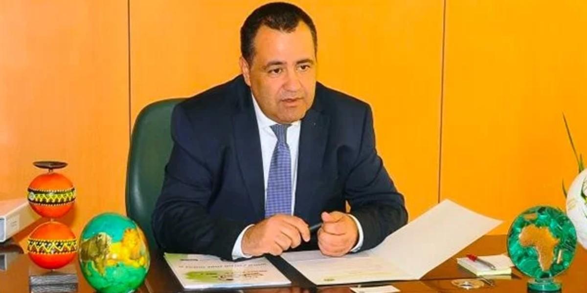 """صورة معاذ حجي يستقيل من منصبه في """"الكاف"""""""