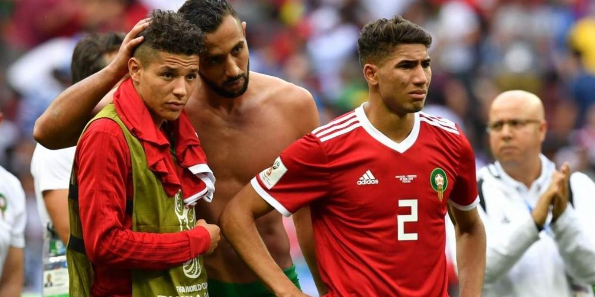 """صورة بنعطية: """"حكيمي يتصدر جيل المواهب في المغرب وهذا اللاعب يتفوق عليه حاليا"""""""