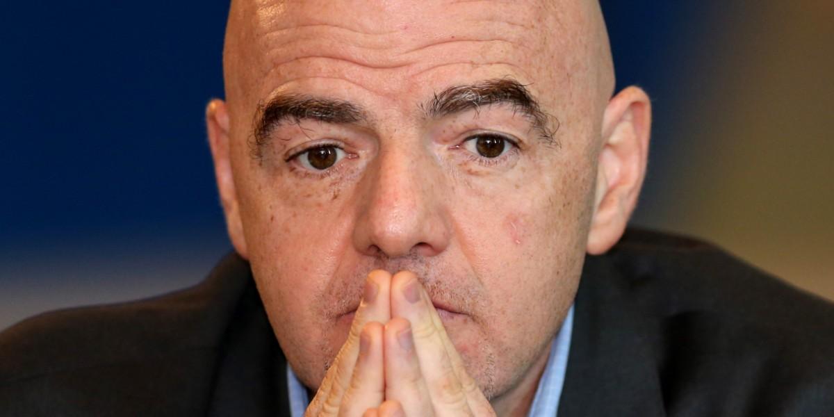 Photo of إنفانتينو يبدي قلقه بخصوص كأس العالم 2022