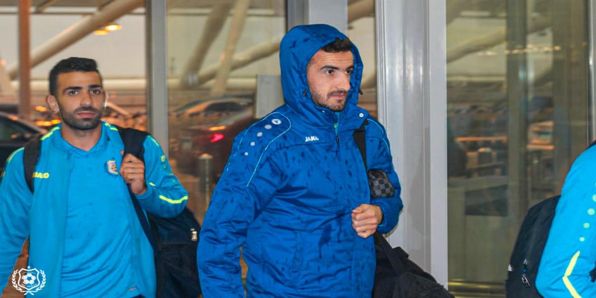 صورة البطولة العربية..بعثة الاسماعيلي تشد الرحال إلى المغرب لمواجهة الرجاء