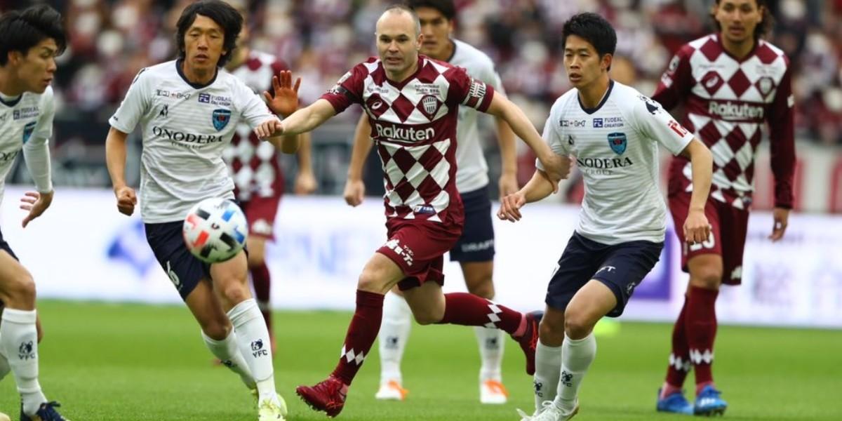 """صورة بسبب """"كورونا""""..رابطة الدوري الياباني تتخذ قرارا جريئا بخصوص نظام البطولة"""