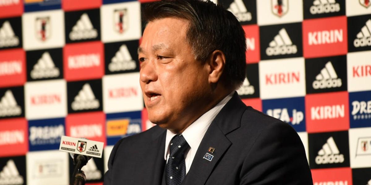 """صورة """"كورونا""""يضرب الاتحاد الياباني لكرة القدم"""