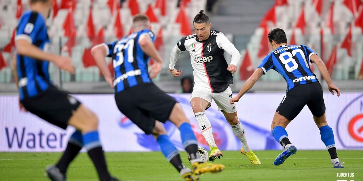 صورة يوفنتوس يستعيد صدارة الدوري الإيطالي بعد الفوز على الإنتر