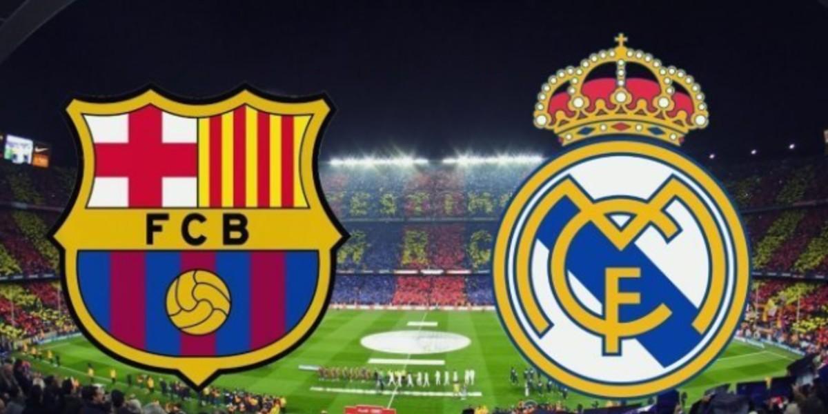 صورة البث المباشر لمباراة الكلاسيكو بين ريال مدريد وبرشلونة