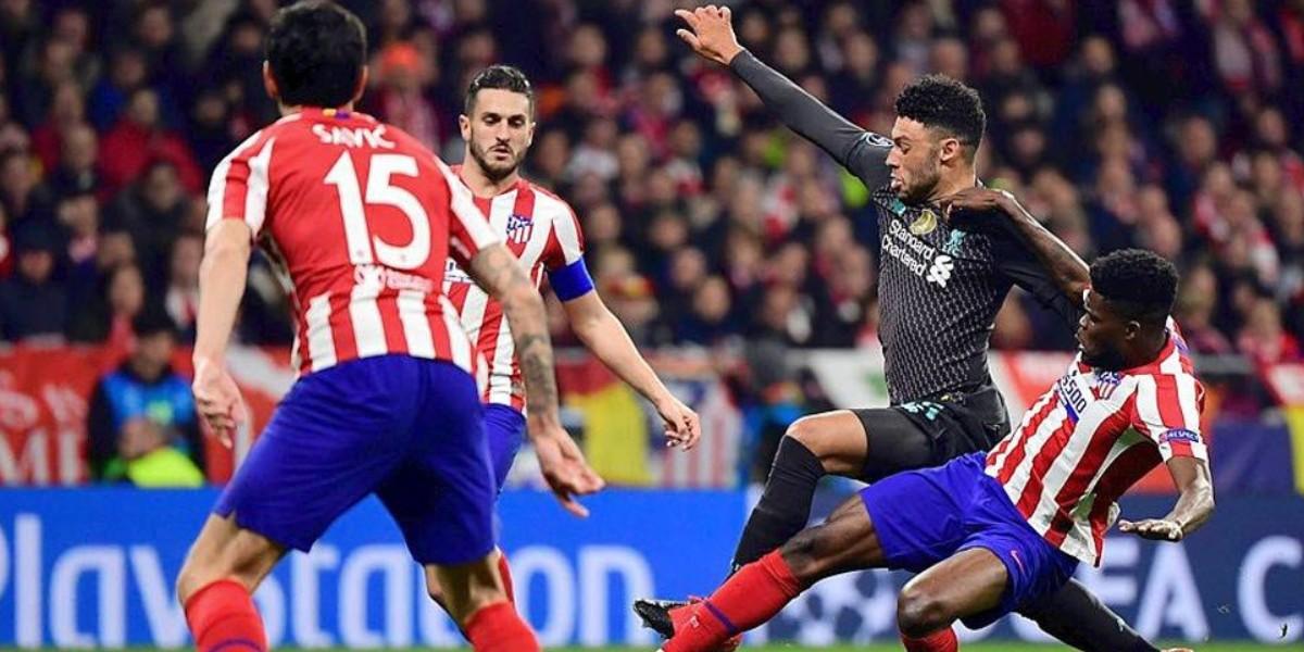 صورة صفقة تبادلية مرتقبة بين ليفربول وأتليتيكو مدريد