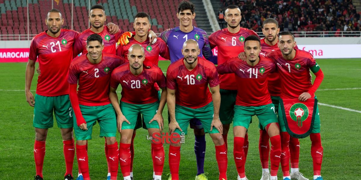 """صورة خبر سار.. المنتخب المغربي يرتقي في الترتيب العالمي لـ""""الفيفا"""""""