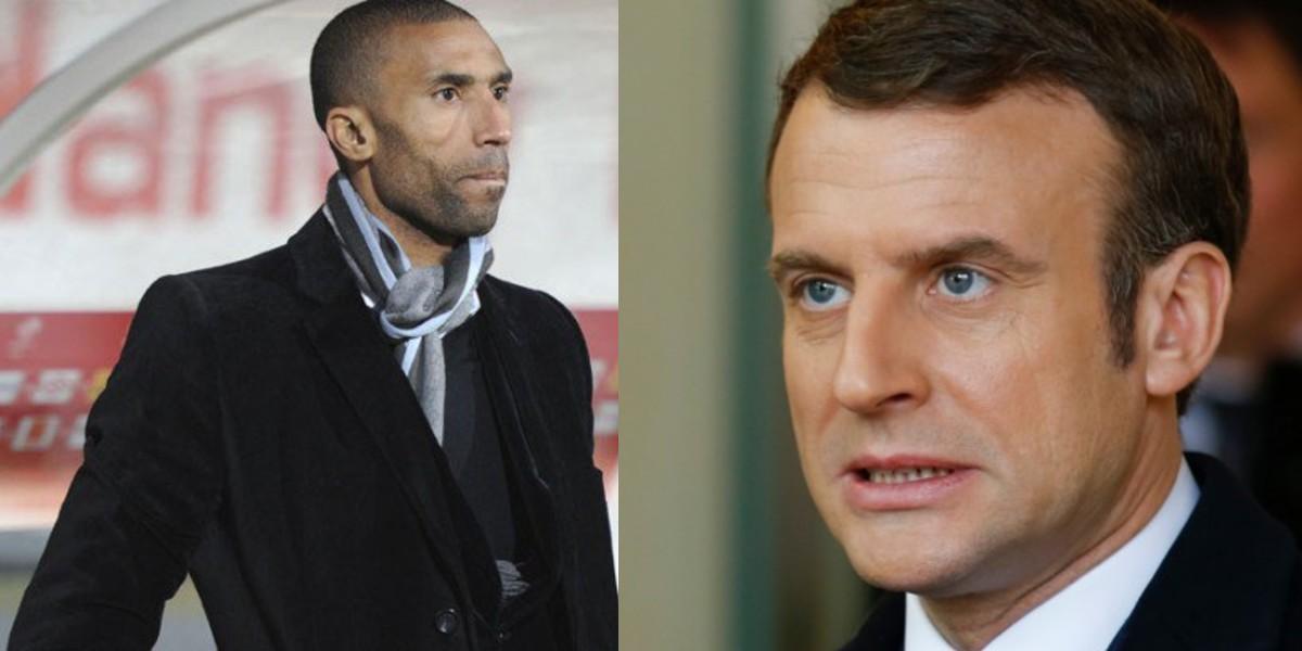 صورة وادو ينتقد الرئيس الفرنسي بعد تدويته الأخيرة
