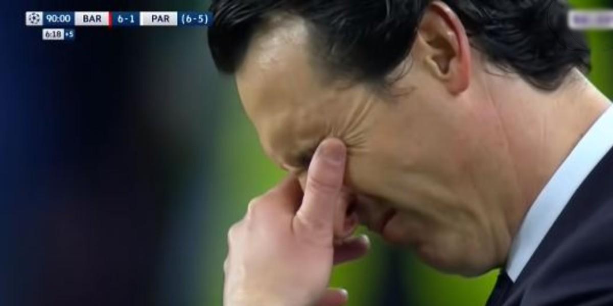 """صورة مدرب باريس سان جيرمان السابق: لو كان """"فار"""" لما نجح برشلونة بالقيام بالريمونتادا"""""""