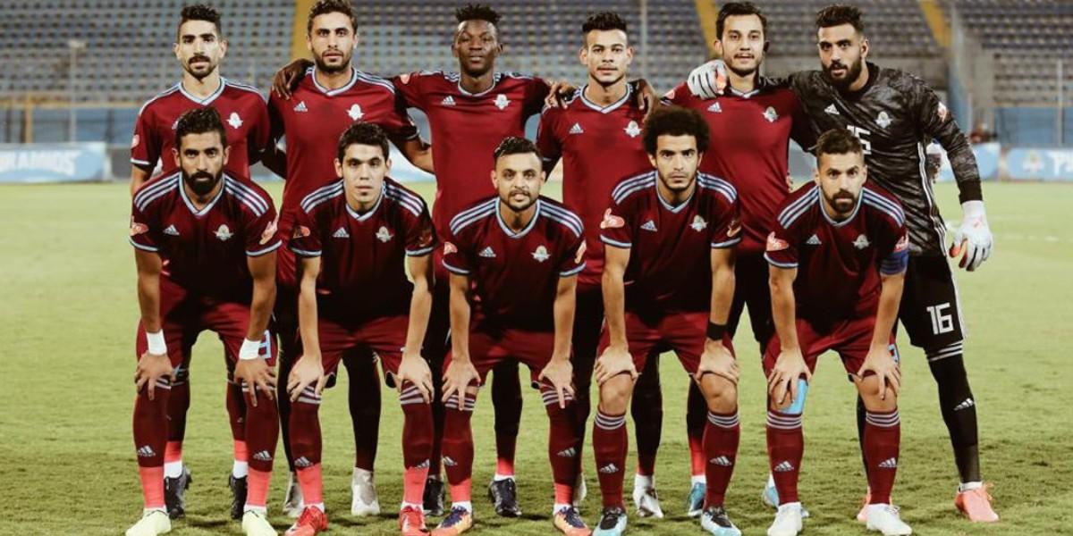 صورة بيراميدز المصري  أول المتأهلين لنصف نهائي كأس الكاف