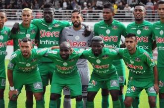 نجم الرجاء أكثر من قدم تمريرات ناجحة في مباراة واحدة بدوري أبطال إفريقيا