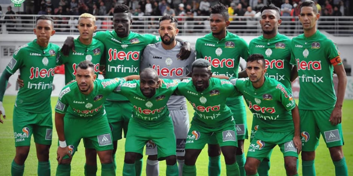 Photo of الرجاء يدخل مباراة مازيمبي بقميصه الأخضر