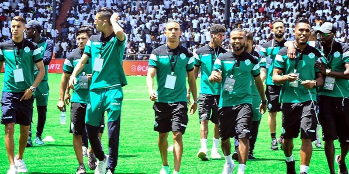 صورة الرجاء يفتقد لخدمات نجمه خلال مباراة الإسماعيلي