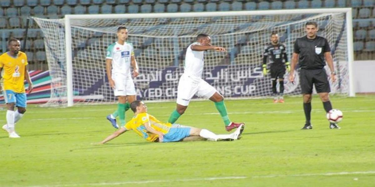 صورة رسميا.. تأجيل نصف نهائي كأس محمد السادس للأندية الأبطال -صورة