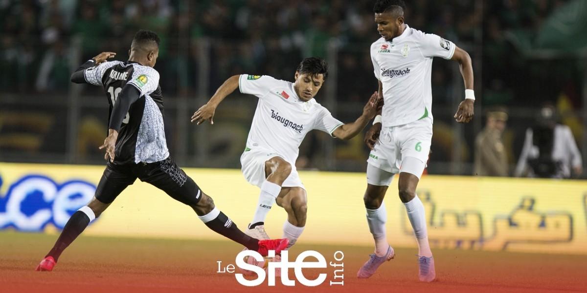 صورة الرجاء يستعين بشركة أمن خاص من أجل حماية لاعبيه في الكونغو