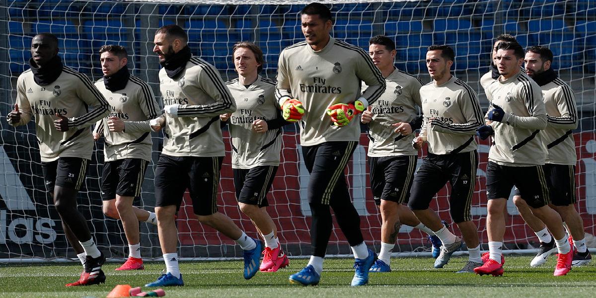 صورة ريال مدريد يتوصل بعرض رسمي للتخلي عن لاعبه