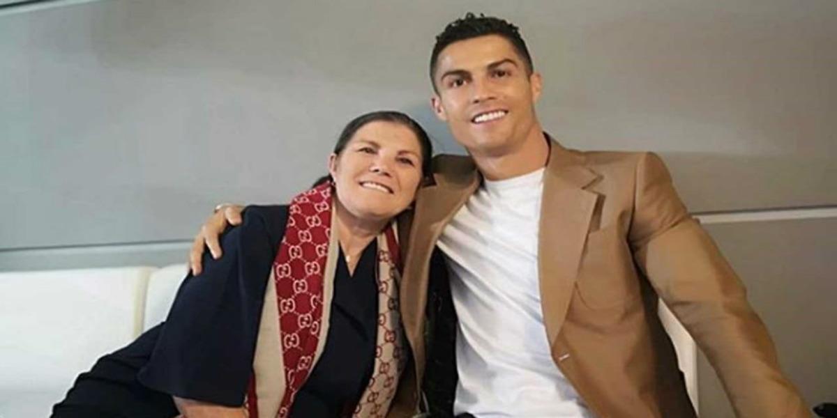 """صورة رونالدو: """"شكرا لكم على رسائل الدعم لوالدتي.. نلتمس أن تكون لنا بعض الخصوصية"""""""