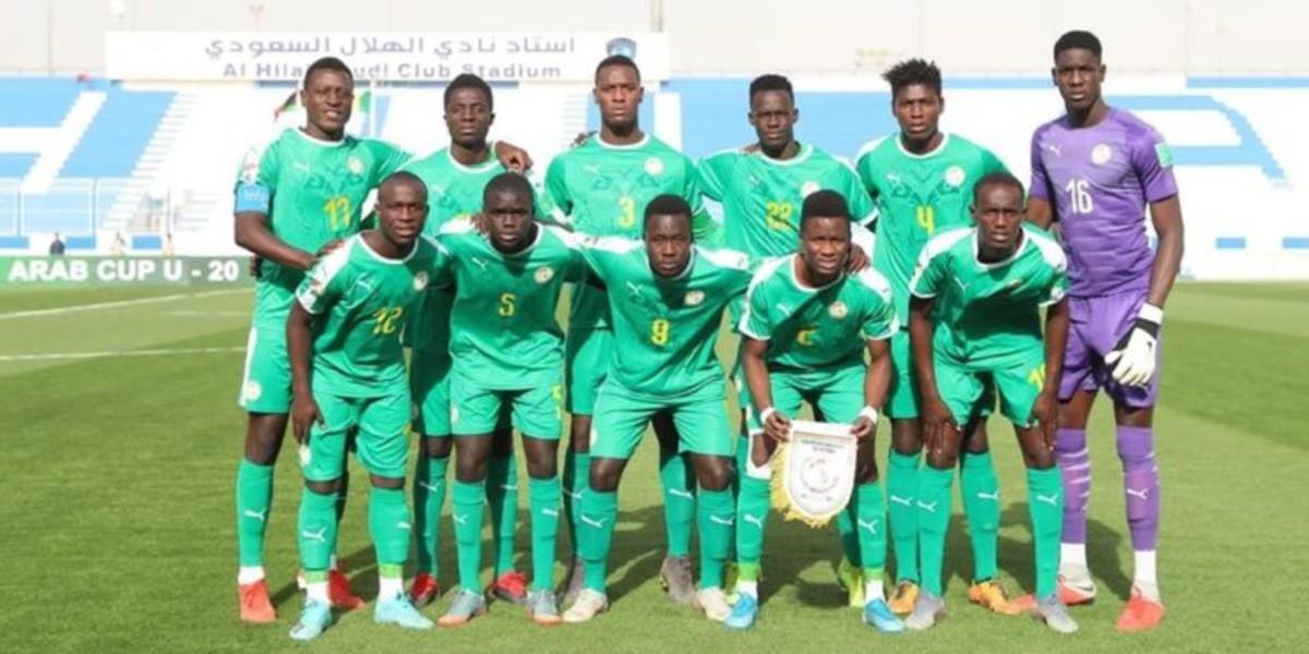 صورة السنغال تتوج بكأس العرب للشباب بعد الفوز على تونس