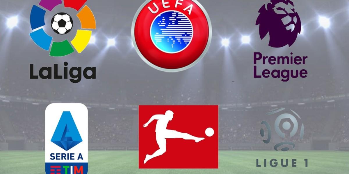 """صورة في تحدٍّ لقرارات """"اليويفا"""".. كبار الأندية الأوروبية يستعدون لإطلاق دوري """"السوبر الأوروبي"""""""