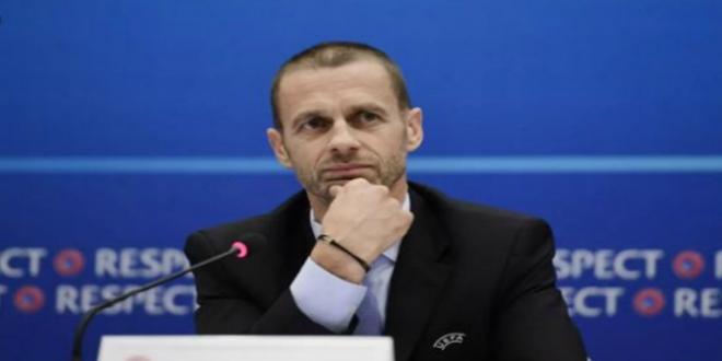 """""""اليويفا"""" يأمل إنهاء مسابقة دوري أبطال أوروبا في غشت المقبل"""
