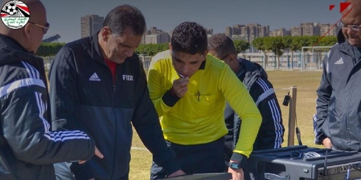 """صورة الاتحاد المصري يعلن استخدام تقنية """"الفار"""" في الدوري"""
