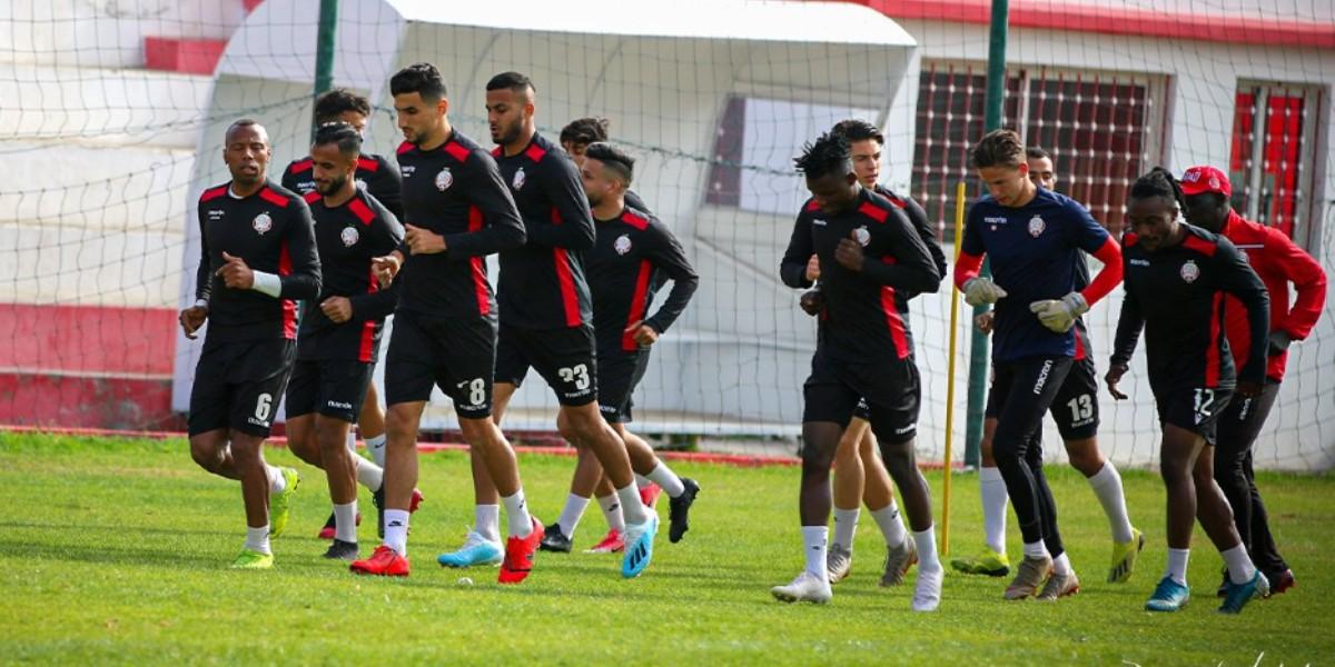 Photo of الوداد يفتقد لخدمات لاعبه لثلاث أسابيع بسبب الإصابة