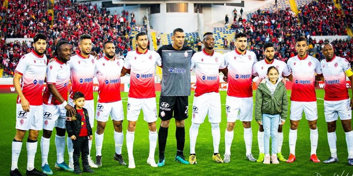 Photo of الوداد يدخل مباراة النجم الساحلي بقميصه الثالث