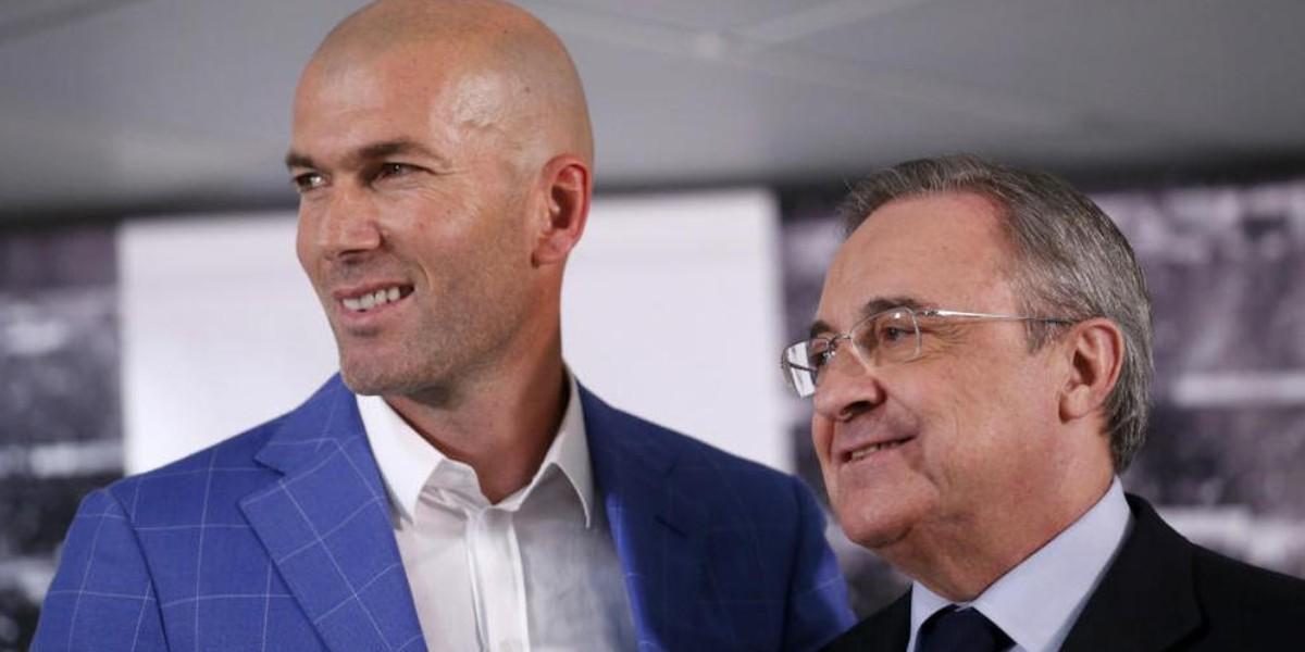 صورة إعادة انتخاب بيريز رئيسا يقرب ريال مدريد من الصفقة المنتظرة