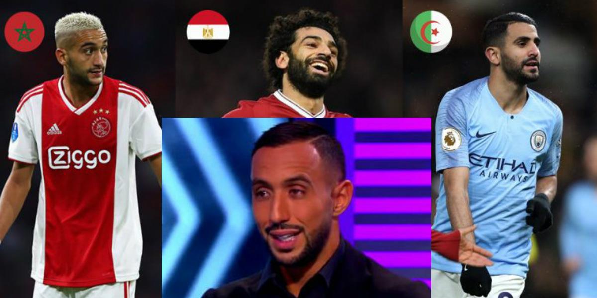 صورة بنعطية يختار اللاعب العربي الإفريقي الأفضل في أوروبا