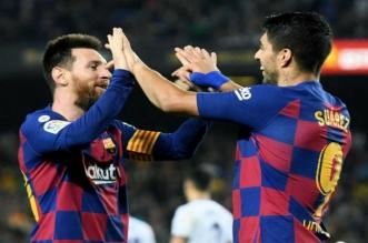 برشلونة يزف خبرا سار لعشاقه بشأن نجمه