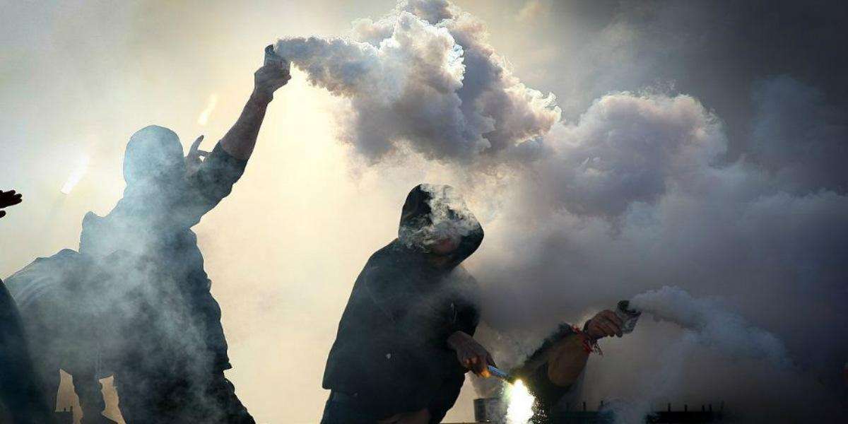 صورة جماهير الأندية المغربية تساند بعضها بعد تفشي فيروس كورونا في صفوف اللاعبين