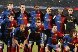 نجم برشلونة السابق يتولى تدريب أحد الأندية الإسبانية