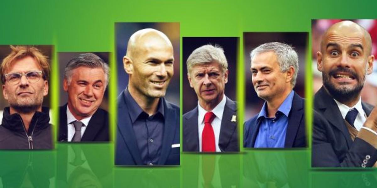 صورة الكشف عن أفضل مدرب في تاريخ دوري أبطال أوروبا