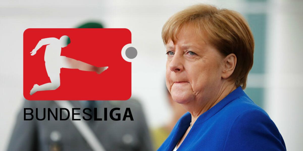 """صورة الحكومة الألمانية توافق على استئناف الـ""""بوندسليغا"""""""