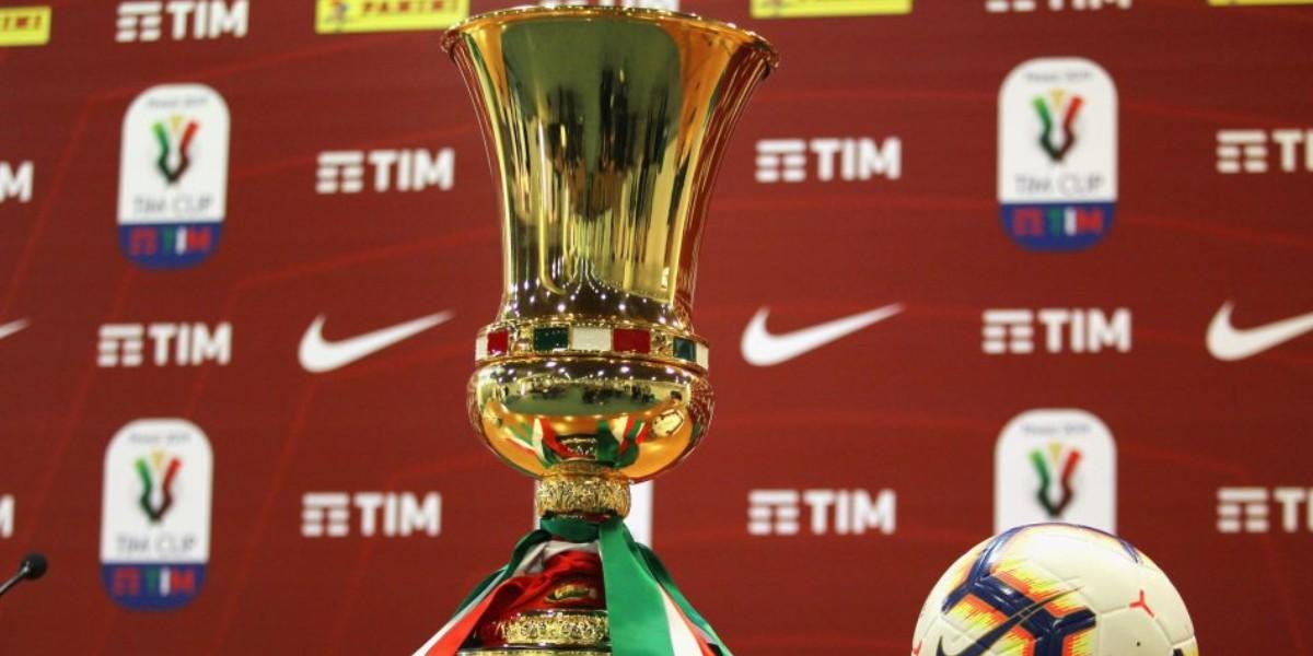 صورة تحديد موعدي مباراتي نصف نهائي كأس إيطاليا