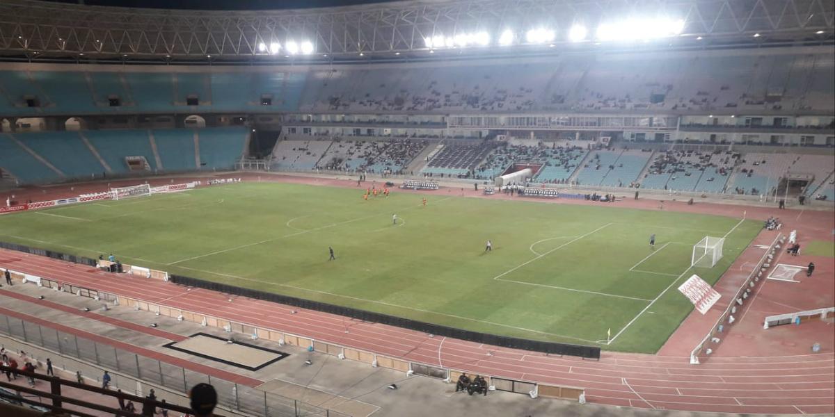 """صورة الـ""""كاف"""": """"ملاعب تونس غير صالحة لاحتضان مباريات كرة القدم"""""""