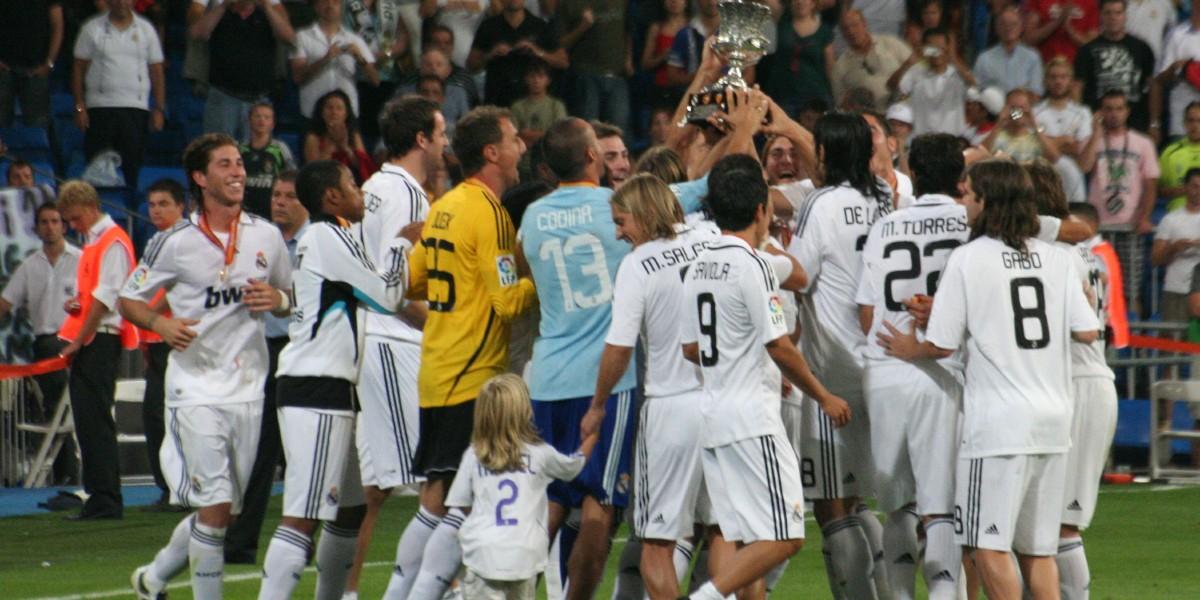 صورة نجم ريال مدريد السابق يدخل عالم التدريب