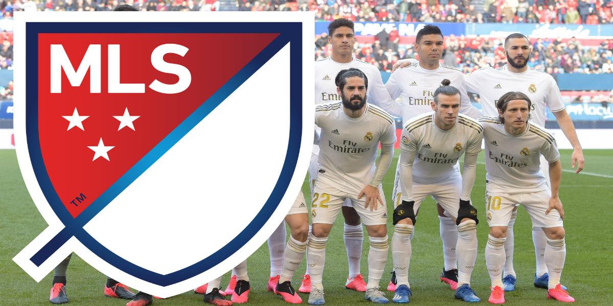 صورة نجم ريال مدريد يلمح لإمكانية انتقاله إلى الدوري الأمريكي