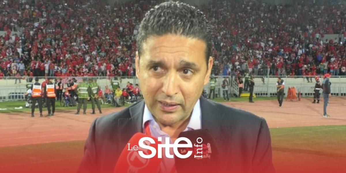 "Photo of طلال: ""الوداد له اسم على الصعيد الإفريقي"""