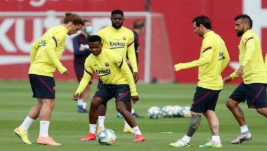 Photo of برشلونة يعلن إصابة لاعبه وغيابه عن مواجهة فياريال