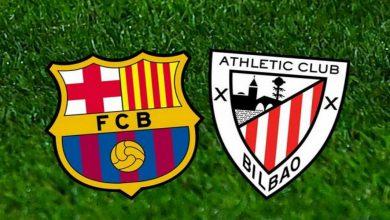 Photo of ملخص لقاء برشلونة وأتليتك بيلباو