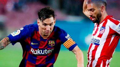 صورة برشلونة يتعثر من جديد بتعادل مع أتليتكو مدريد