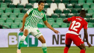 صورة التعادل الايجابي يحسم مباراة  ريال بيتيس وغرناطة