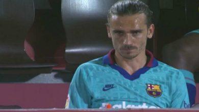 صورة بعد عودة الليغا.. غريزمان يبصم على أداء باهت رفقة برشلونة