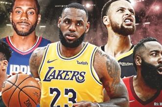 """لاعبو """"NBA"""" يوافقون على مفاوضات عودة الدوري بمشاركة 22 فريقا"""